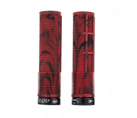 DMR Brendog Death Grip Flangeless Marble Red Thin