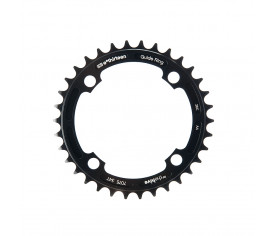 E Thirteen G-Ring M Profile 104x30T Black