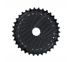 E Thirteen XCX Plus 9-42T 11 speed Black