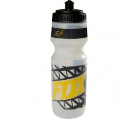 Fox Given Water Bottle Grey