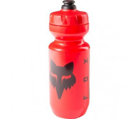 Fox Purist Connector 22 Water Bottle Red/Black