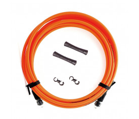 Jagwire Mountain Pro Hydraulic Hose Kit Orange