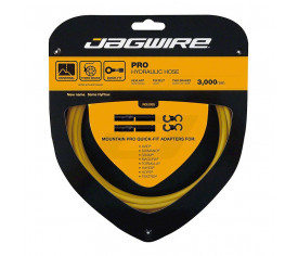 Jagwire Mountain Pro Hydraulic Hose Kit Yellow
