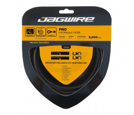 Jagwire Mountain Pro Hydraulic Hose Kit Stealth Black
