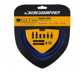 Jagwire Road Pro Brake Kit Sid Blue