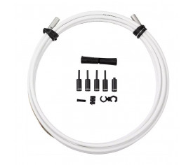 Jagwire Pro Shift Kit 1X White