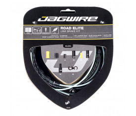 Jagwire Road Elite Link Brake Kit Black