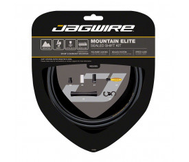 Jagwire Road Elite Sealed Brake Kit Stealth Black