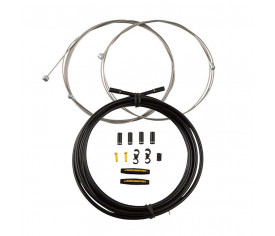 Jagwire Universal Sport Brake Kit Black