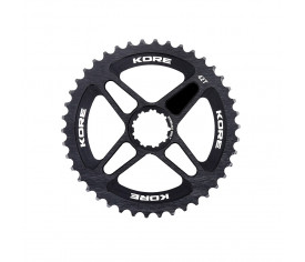 Kore Rear Sprocket 40T Shimano 10 SPD Black