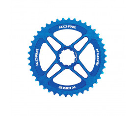 Kore Rear Sprocket 40T Shimano 10 SPD Blue