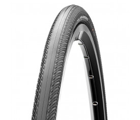 Maxxis Dolomites 700x23C TPI 60 сталь Black/Red