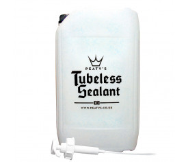 Peaty's Tubeless Sealant Workshop Pump Tub 5 л