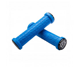 Race Face Grippler 30mm Lock On Grips Blue