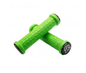 Race Face Grippler 30 mm Lock On Grips Green