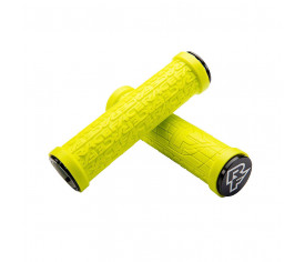 Race Face Grippler 30 mm Lock On Yellow