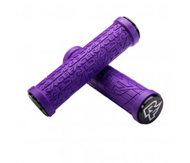 Race Face Grippler 30mm Lock On Purple