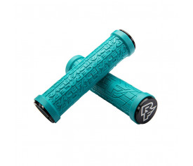 Race Face Grippler 30 mm Lock On Turquoise