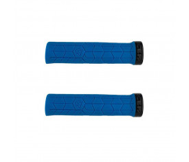 Race Face Getta Grips 30mm Blue/Black
