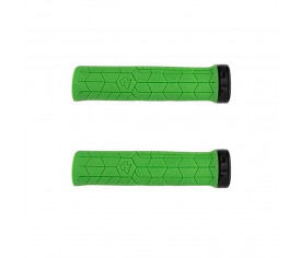 Race Face Getta Grips 30mm Green/Black