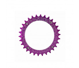 Race Face Narrow Wide 104x30T Purple