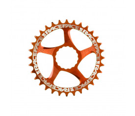 Race Face Cinch Direct Mount 32T Orange