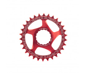 Race Face Cinch Direct Mount 32T Red