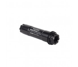 Rotor Road Axle Offset Black