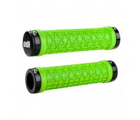 SDG/ODI Lock-On Grip Lime Green