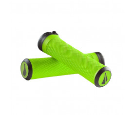 SDG Slater Lock-On Grip Neon Green