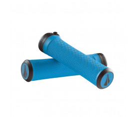 SDG Slater Lock-On Grip Cyan