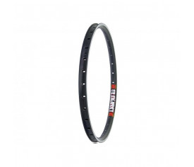 "SunRingle 20"" 32h Assault SL1 Ano Sleeved Black"