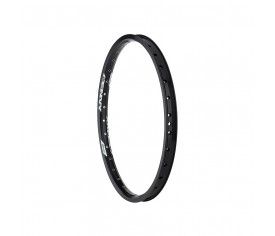 "SunRingle 20"" Envy Front Ano Welded Black 36h"