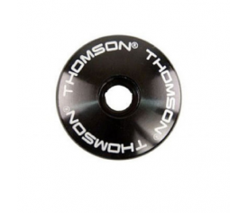 Thomson Stem Cap 1-1/8 Black