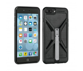 Topeak RideCase iPhone 7+/6S+/6+ Black/Gray
