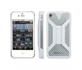 Topeak RideCase iPhone 4/4S white