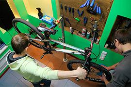 подготовка велосипеда к сезонному хранению