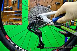 подготовка велосипеда к хранению