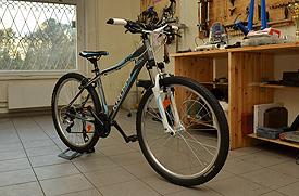 прокат женских велосипедов